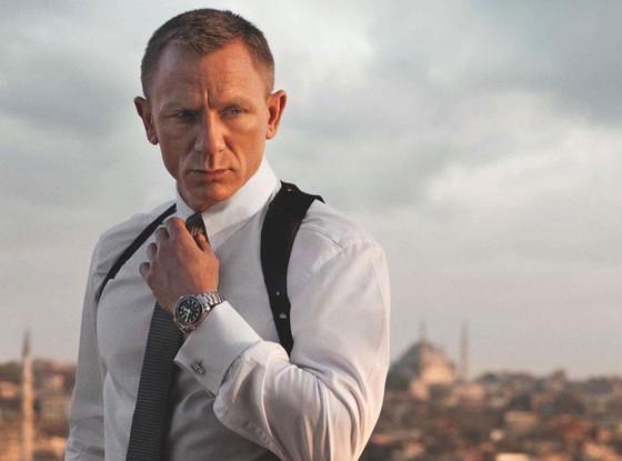 'Skyfall': El mite de Bond