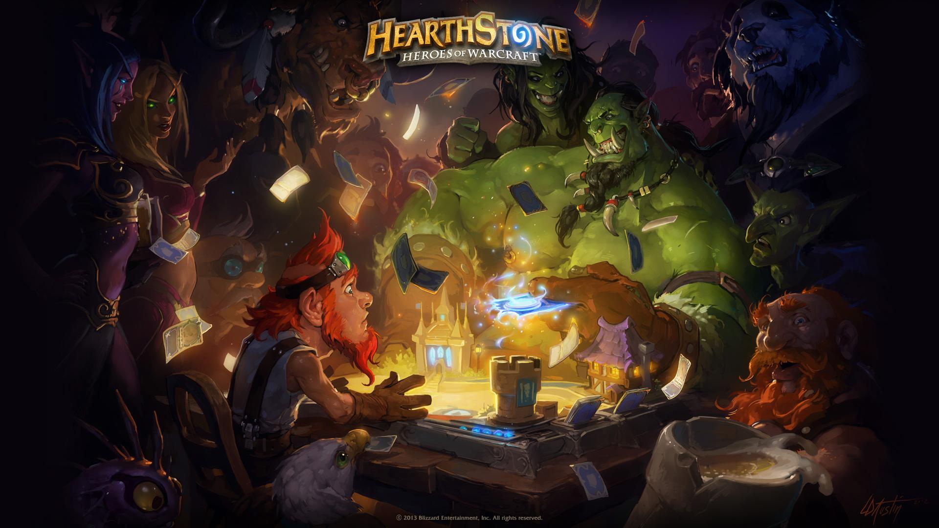 Videojocs: la màgia de 'Hearthstone'