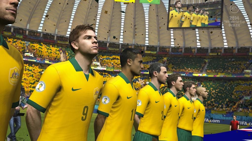 Videojocs: Mono de Mundial? FIFA Brasil 2014