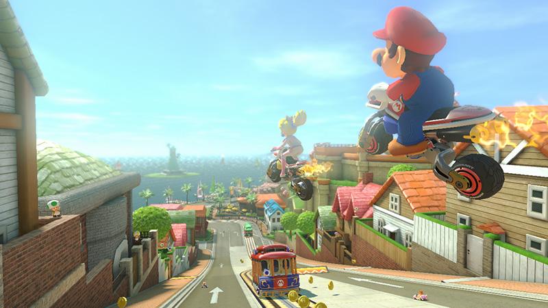 Videojocs: 'Mario Kart 8', el primer joc rodó de WiiU