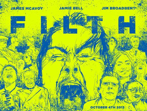 'Filth': turment, drogues i putes