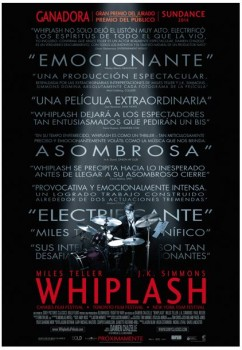 whiplash, Els Bastards, critiques, cinema, pelis, pel·licules, series, JK Simmons, Damien Chazelle, Miles Teller, Paul Raiser