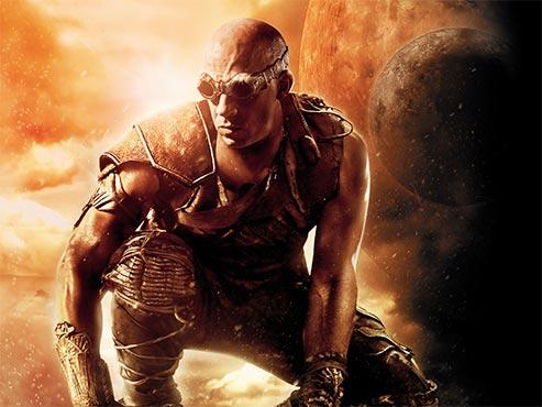 Richard B. Riddick: en Riddick