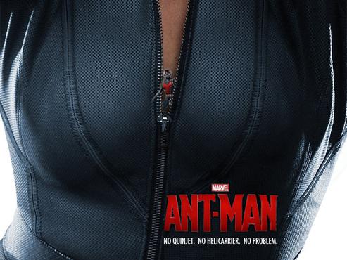 'Ant-Man': què espereu per comprar unes crispetes i gaudir durant dues hores?