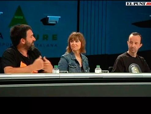 Els Bastards parlem de 'Joc de trons' a Girona a El Punt Avui TV