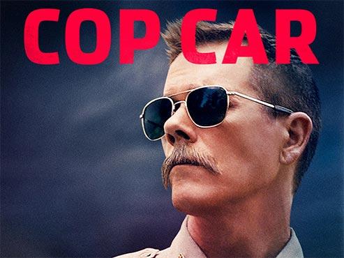 'Cop car', juguem a polis i lladres