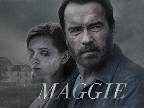 L'Arnold més humà a 'Maggie'