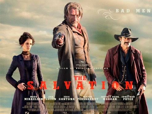 'Nordic spaghetti western' a 'The salvation'