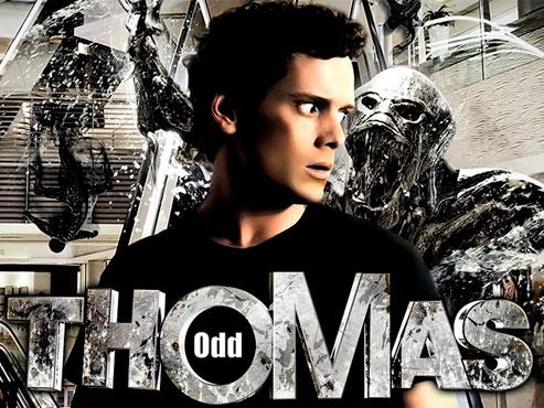 'Odd Thomas', caçador de castanyes