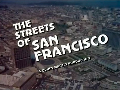 'The streets of San Francisco' (1972-1977)