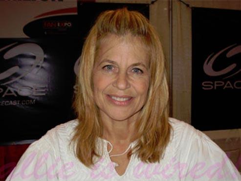 Linda Hamilton, una mare del morro fort
