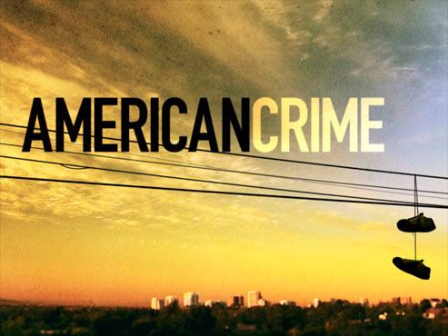'American crime' es mereix un post seriós