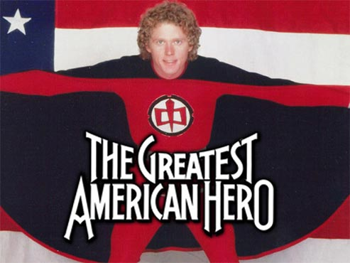 El gran héroe americano (1981 – 1983 )