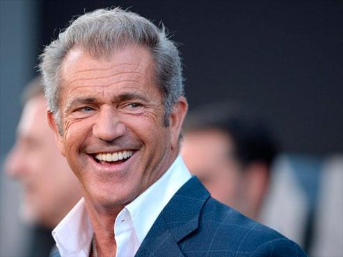 Mel Gibson, passat de frenada