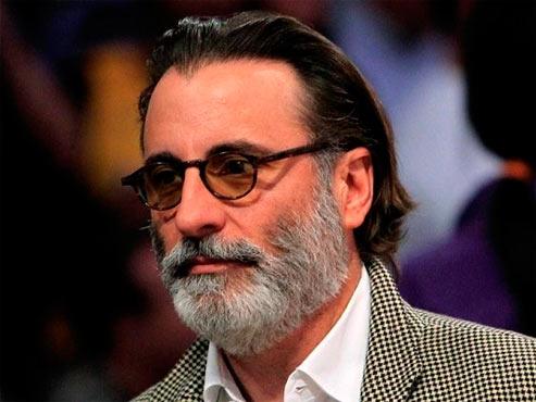 Andy Garcia, el padrí cubà