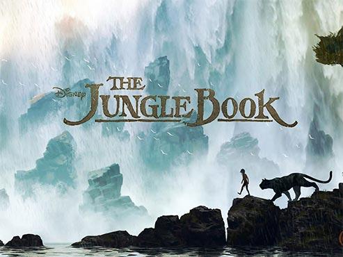 'El llibre de la selva' o píxels que canten