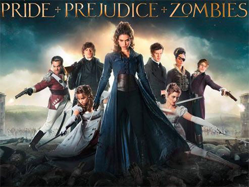 'Pride and Prejudice and Zombies': molt soroll per ben poqueta cosa