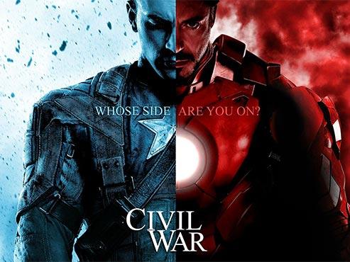 'Captain America: Civil War' o el duel fàl·lic entre els dos caps més visibles dels Avengers