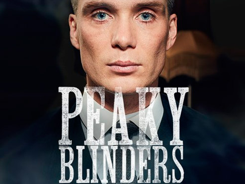 Thomas Shelby ('Peaky blinders')