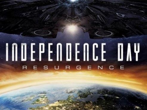'Independence day 2', el reton de l'àlien pròdig