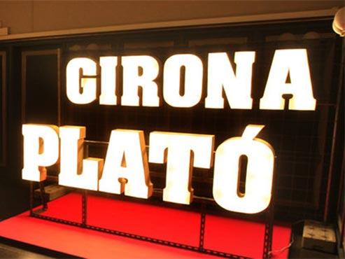 Girona Plató, el món de les idees