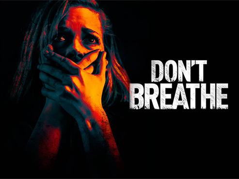 'No respires'… val més que li feu cas