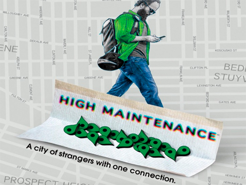'High maintenance': prestigiem les websèries