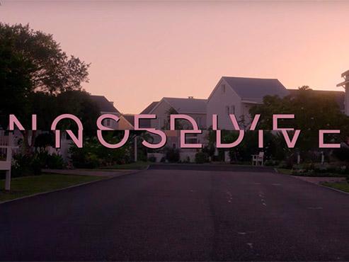 'Black mirror' S03E01: 'Nosedive'