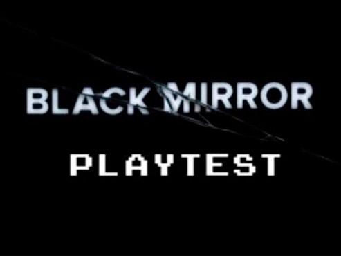 'Black mirror' S03E02: 'Playtest', quan la simulació del joc es torna real