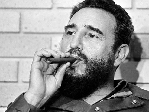 Fidel Castro també a la pantalla