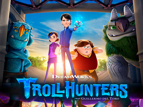 Guillermo del Toro apunta al jovent amb 'Trollhunters'