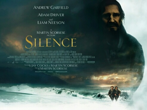 A 'Silencio', l'horror és al Japó