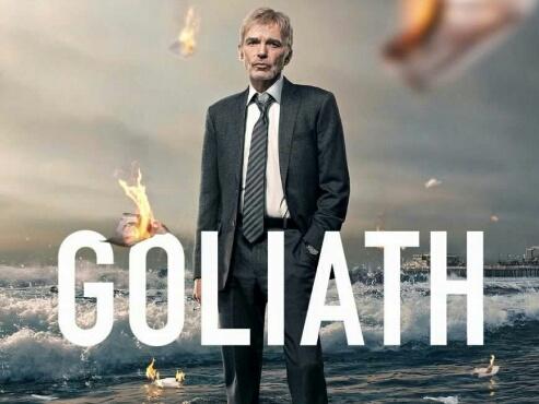 'Goliath' ,  el post-noir de Billy Bob Thorton