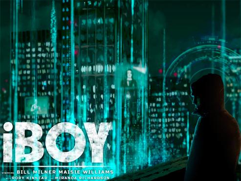 'iBoy', l'heroi 5G