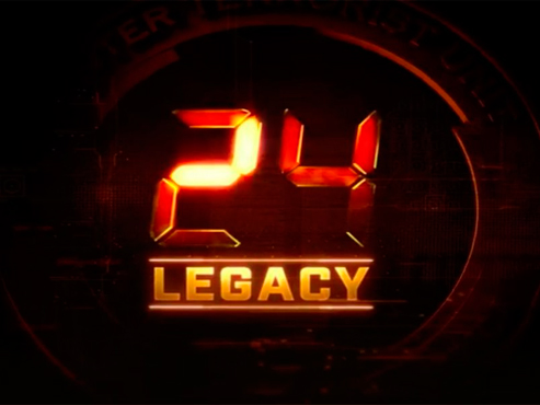 '24 legacy', «Jack Bauer in black»