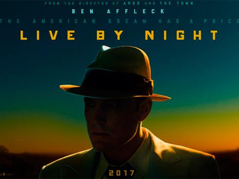 'Vivir de noche': Ben Affleck torna a Dennis Lehane