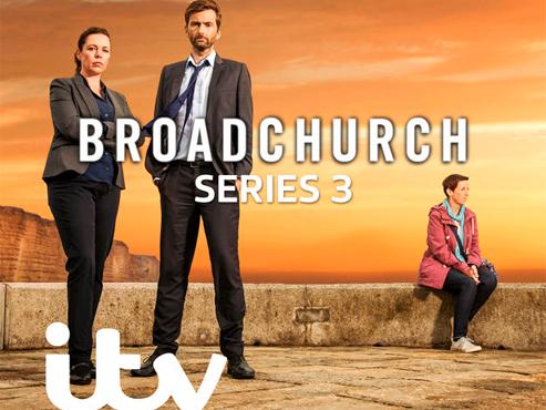 L'Elli i l'Alec han tornat, benvinguts a 'Broadchurch'!