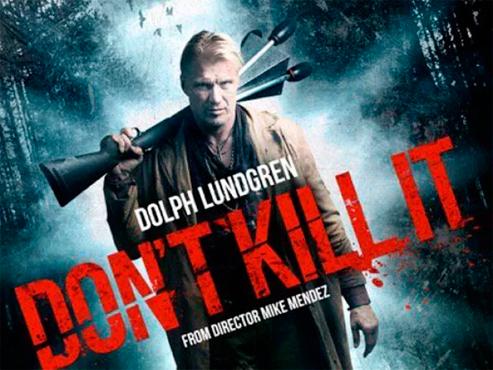 'Don't Kill It', Dolph Lundgren us hipnotitzarà