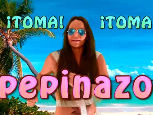 'Toma pepinazo' o l'eclosió de l'ecofeminisme més 'bizarre'
