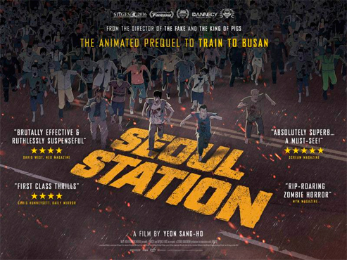 'Seoul station', impecable preqüela de 'Train to Busan'