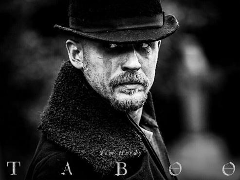 'Taboo' i el miserable Tom Hardy