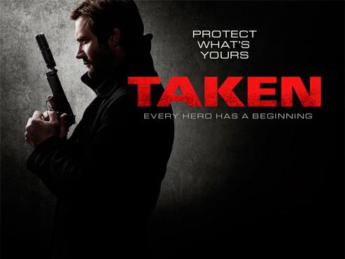 'Taken': la venjança de Luc Besson