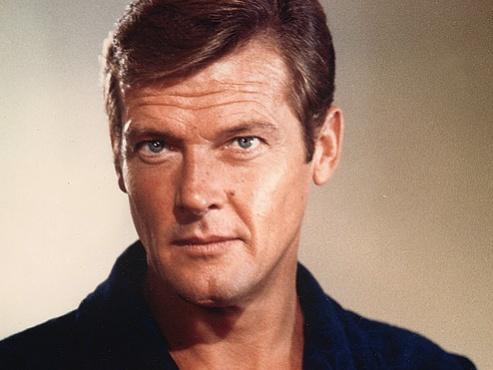 El meu nom és Moore, Roger Moore