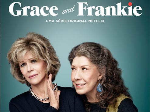 'Grace and Frankie' i el poder dels vibradors a la tercera edat