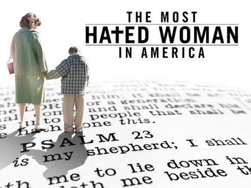 La dona més odiada d'Amèrica era atea i no prenia LSD