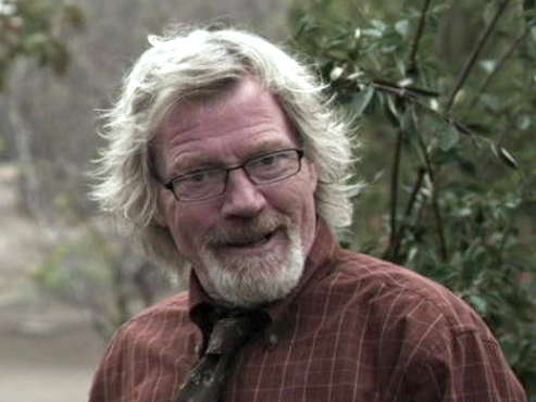 Michael Parks AKA Earl McGraw