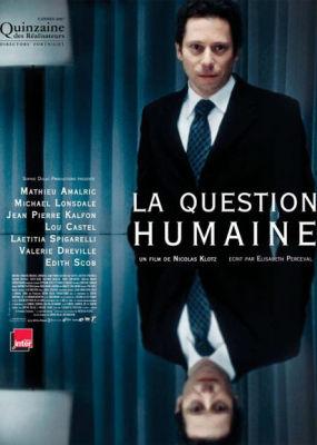La qüestió humana